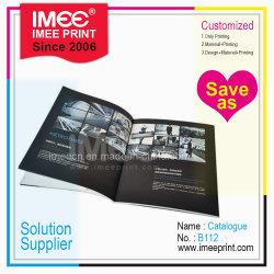 Impresión Imee OEM ODM Catálogo Impreso personalizado B112