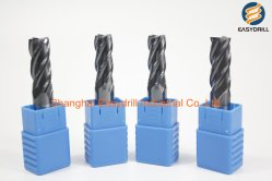 HRC50-65専門の固体炭化物の端製造所の製粉カッター(JL-SCEM1)
