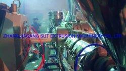 Многослойный поливинилхлоридная труба 50-160 экструзии линии/штампованный алюминий машины/экструдера