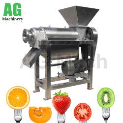 Machine de traitement automatique de la Mangue Jus de fruit Machine d'extraction