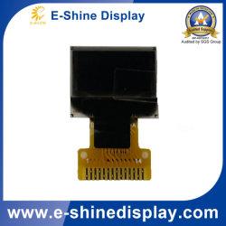 0,49 polegada visor OLED 64X32 Dot Matrix displayc OLED Branco Azul