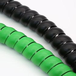 Spirale plastique de protection de bord d'angle Guard pour flexible en caoutchouc hydraulique