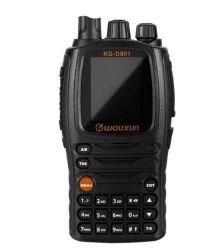 Walkie Talkie Wouxun Kg-D901 UHF 400-470MHz radio bidireccional digital Dmr canales 1000 2000mAh transceptor de 4W
