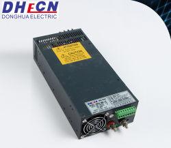 Hscn-600-24 24V 25A de l'interrupteur AC/DC alimentation avec fonction parallèle 600W