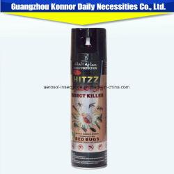 Aerosol-Spray-Moskito-abstoßender Spray des Insektenvertilgungsmittel-400ml zur Schädlingsbekämpfung