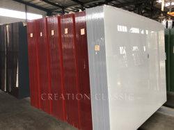 Hot Sale 4mm/5mm/6mm Jaune/Rouge/Blanc verre décoratif pour la maison de verre de peinture
