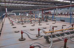 Кирпичные глины Bbt туннеля печи завод полностью автоматическая система подрыва газа угля оборудование