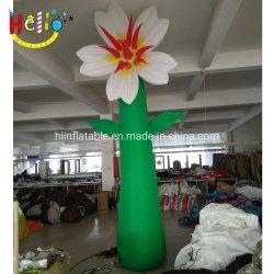 Fiore gonfiabile gigante personalizzato di nuovo disegno