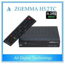 Hevc Woldwide disponible/H. 265 Décodeur H5.2tc Zgemma Linux OS E2, DVB-S2+2*DVB-T2/C doubles tuners