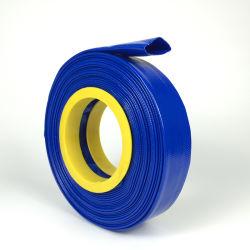 Красочные Flex ПВХ усиленные лежит плоско разбрызгивающие трубки трубки подачи воды шланг для капельного орошения
