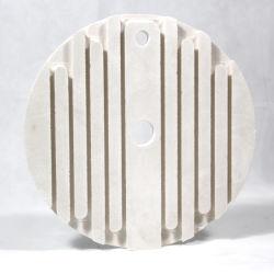 Forme de dépression en forme de l'isolant en fibre de céramique réfractaire produits thermique