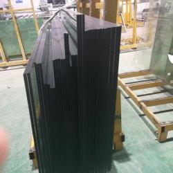 Высокое качество 6мм очистить различные толщины различных цветной огнеупорные закаленное стекло баскетбол коврик для