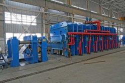 Große Platten-Gummiförderband-vulkanisierenpresse-/Förderband-Produktionszweig