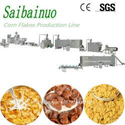 Индия популярные рисовые хлопья бумагоделательной машины кукурузы закуски отслаивание линии обработки