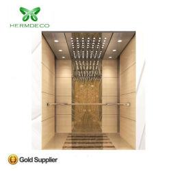 L'AISI 304 escaliers Porte feuille décorative de bardage en acier inoxydable Pièces de l'élévateur à bas prix de vente en gros