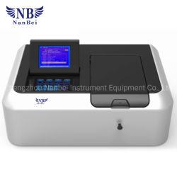 De UV Zichtbare Spectrofotometer van China met Ce