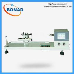 Máquina de teste de têxteis de torção de fios