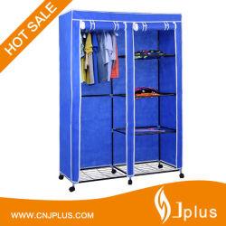 Jp-Wr125fabw organizador portátil estantes Armario armario de ropa de tejido Oxford