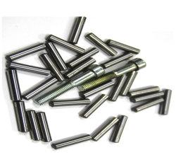 Spezialausführung Edelstahl Präzisionssteckereinsatz Splint Gerade Position Carbide Ejector Push Flage Split Metal Pin (Aluminium, Legierung, Messing)