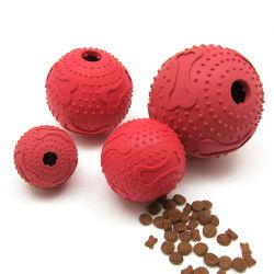 애완 동물 치료를 위한 인공위성 Training Ball Snack Support 미스 훈련 공 개 매서운 공