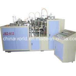 Vasta gama de máquinas produtoras do Recipiente de Papel