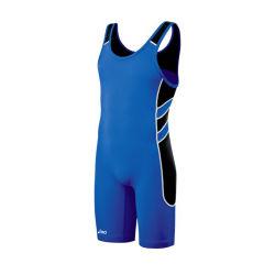Sublimación personalizado Sportswear Mens Deportes Camiseta de tirantes de lucha libre