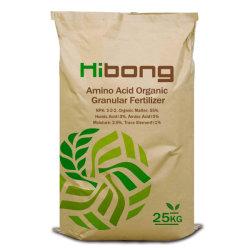 De agro Meststof van het Aminozuur van Chemische producten Organische Gekorrelde