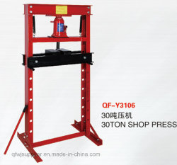Pressa idraulica del reparto da 30 tonnellate