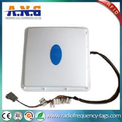 Long Range RFID UHF 4~8 mètres lecteur graveur pour le stationnement et l'entrepôt menagement