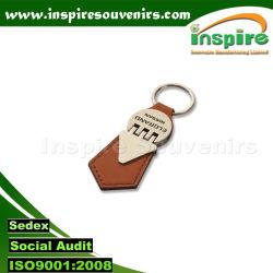가죽 열쇠 고리; PU 열쇠 고리; 승진 Keychain; 선물 Keychain