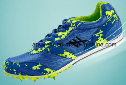 Het rennen van Sporten die de Vastspijkerende Schoenen van de Aar van de Mensen van het Schoeisel (403) in werking stellen