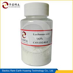 촉매 세라믹 닦는 분말 유리를 위한 란탄 산화물 희토류 99.99%