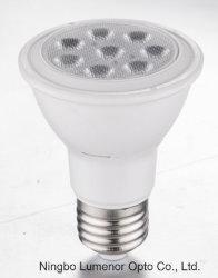 E26/E27 8W 12W 18W PAR20/30/40 Interior Branco Refletor LED SMD para casa com marcação RoHS (LES-PAR20C-8W)