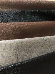 Искусственная кожа Flocking PU кожа для диван&обувь и сумки