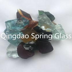 Natureza de Shandong grandes rochas de vidro