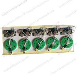 Module de sons, voix, chip puce sonore, module Pre-Recorder