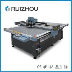 2017 Haute vitesse boîte en carton<br/> Ruizhou Machine de découpe de l'échantillon