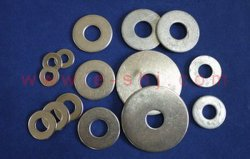 """3/8"""" Stainless Steel Flat Washer"""