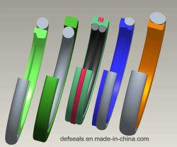 PTFE/Teflon гидравлического уплотнения штока ступенчатые уплотнения
