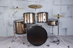 Uitrustingen/Drumstellen van de Trommel van de Fabrikant van de trommel de de Professionele 5PCS