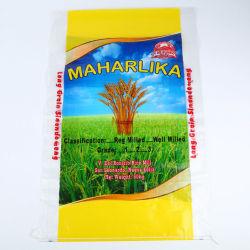 100% полипропилена PP тканый мешок риса для упаковки сахара продовольственной пшеницы муки 50кг зерна