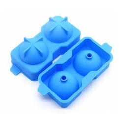 PEI Maker Plastic Injection Molding Metaalmatrijzen Two Shot Ijsbal vormen