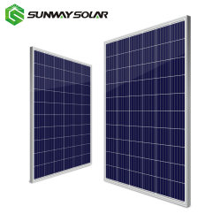 polykristalline Zellen des Silikon-270W des Sonnenkollektor-60