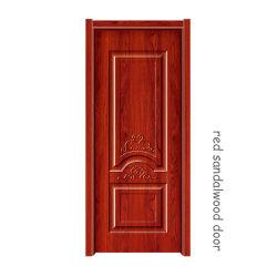 باب لوحة مع سعر جيد Melamine الباب الجلد
