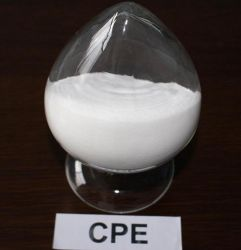 CPE135A /chloriertes Polyethylen-Rohmaterial
