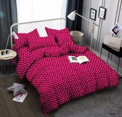 Tissu polyester imprimé pigment 100 pour la housse de matelas textile textile tissu source renouvelable 90 g/m²