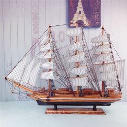 Оптовые украшения деревянных судов на лодке