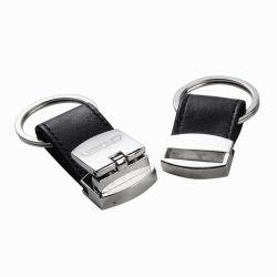 Banheira de venda Promoção barato de couro branco Key Ring