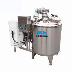 직접 팽창 우유 저장 냉각 탱크 냉각 탱크 (U형 개방형 상단 우유통 쿨러)