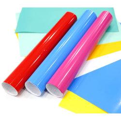 ملحقات خارجية قطع فينيل فيلم ملون الفينيل لامع منتجات البلاستيك ملصق PVC